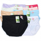 Comfortable Women Panties, Bamboo, L - XL, 5329