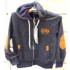 D361 Hoodie for a boy, 4-12 years