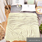 Blancket, Fluffy Plaid, Bed Coverlet 160x200, Z033