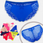 4547 Neon Women Panties With Lace, Colors