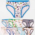 4537 Comfortable Panties for a Boy, Pilot, 5-12