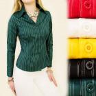 A1908 Stylish Shirt, Blouse, Sliming Line