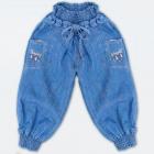 A19113 Shorts Haremki da bambina, paillettes, lega