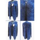 K58 Elegant Cardigan, Women's Sweater, Zigzag