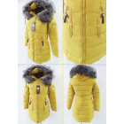 E20 Winter Women's Jacket, Pendants Stars, Can