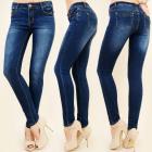 B16531 Jeans, tubes ombrés super tendance