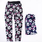 Isolierte Hosen für Mädchen, 110-152, 4968