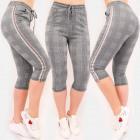 C17683 Women 3/4 Pants, Casual Sport Style
