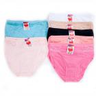 Cotton Women Panties, XL- 3XL, Lace, 4998