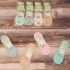 4560 Bamboo Foot Socks, Ballerina, Pastels 36-41
