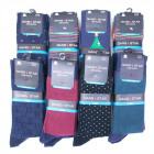 Mens Long Socks, Nice Designs, 39-46, 5185