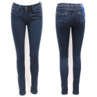 Womens Jeans, 25-30, Classic Navy, B16885