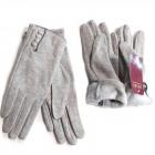 Wollhandschuhe für Damen, Farbe Grau SL, 5817