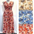 Women Summer Dress, M-2XL, C17819