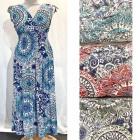 Women Summer Dress, M-2XL, C17820