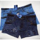 4824 Men Boxers coton, L- 3XL, Underwear Jeans
