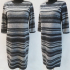 D4035 Dress, Made In Poland, Plus Size 44-52