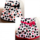 D424 Skirt for girls, in circles, 104-146