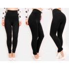 4344 Leggings, Bamboo, Plus Size, High Waist