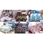 Bedding Set, 160x200, 3 Parts, Mix of Designs Z138