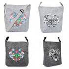 Women Handbag, Messenger Bag, Folk Theme, A1871