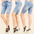B16554 Great Shorts, Ladies Jeans Shorts