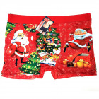 Herren Christmas Boxershorts, Baumwolle L-3XL, 579