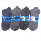 Chaussettes de sport pour hommes, Melange, 39-46,