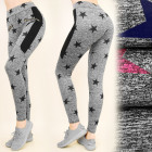 C17159 Sports Leggings, Jogging, gym, Sliders