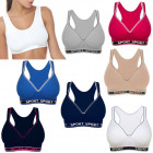 4242 Cotton Bra, Sports Boxer