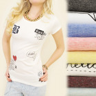 G182 Women T-Shirt , Narduk: ROCK STYLE