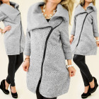 C24131 Super Jacket, Coat, Mega Collar