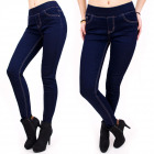 B16613 Jeans Pantalons, Sexy Treggins, maigre, mar