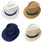Summer Beach Hat, Mütze mit Band A18106