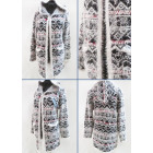 K63 Unique Cardigan, Women Sweater, Aztec