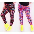 4445 Leggings Fitness, Plus Size Pants, Push Up
