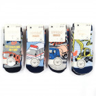 Children's socks, coton , Mega Machines 22-34