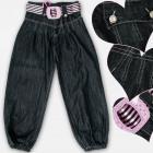 A19214 Pantalons Jeans Filles, 134 - 158
