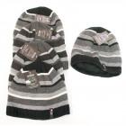 Men Hat, Cap, Striped Pattern, Sporty Line, C1994