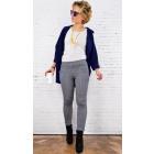 BI681 Elegant Women Pants, Stretch, Classic