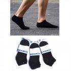 Men's Socks, Feets, cotton , Black 40-45,5527
