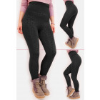 SOF28 Insulated Leggings, Plus Size, High Waist