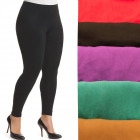 Colorful Plus Size Leggings, L-5XL, Classic, 5121