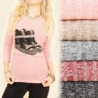 C11389 Fashionable blouse, Melange, Ciuseppe Zanot