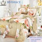 Bedding set, 200x220, 3 pieces, Z092