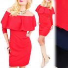 C24168 Sensual Dress, Spanish Style, Valance