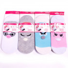 Cotton Kid's Socks, 3D 22-36 5504