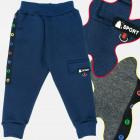 A19160 Pantalons pour enfants, pantalons de survêt