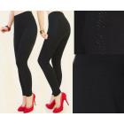Damen Leggings, Stylish Jeans, Classic UNI 5897