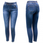 Women jeans, 36-44, Treggings, B16897